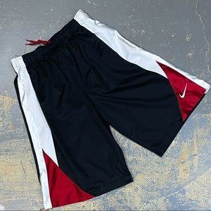 Nike Work Out Training Shorts 642152-012 Dri-Fit